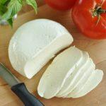 dania z włoską mozzarellą